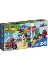 Lego Duplo Spiderman et Hulk Adventures 10876