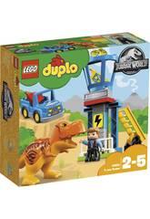Lego Duplo Torre Del T-Rex 10880