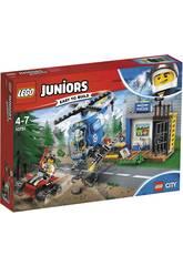 Lego Juniors Persecución Policial en la Montaña 10751