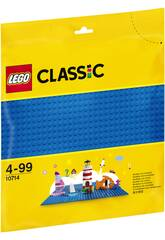Lego Classic Base Bleu 10714
