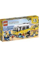 Lego Criador Beach Van 31079