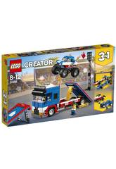 Lego Creator Truck dello Stuntman 31085