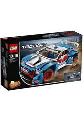 Lego Technic Carro de Rally Mattel 42077