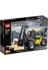 Lego Technic Carretilla Elevadora de Alto Rendimiento 42079