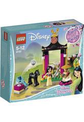 Lego Disney Princess La Giornata di addestramento di Mulan 41151