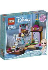 Lego Princesas Aventura no Mercado de Elsa 41155