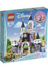 Lego Prinzessinnen Traumhaftes Schloss von Cinderella 41154