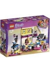 Lego Friends La Grande Chambre d'Olivia 41329