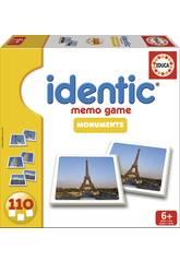 Identic Monumentos 110 Cartas Educa 16238