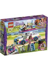 Lego Friends Véhicule d'Opérations d'Olivia 41333