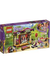 Lego Friends Actuación en el parque de Andrea 41334
