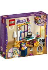 Lego Friends Dormitorio de Andrea 41341