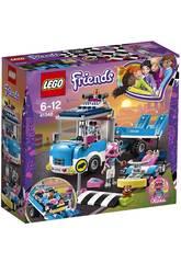 Lego Friends Camión de Asistencia y Mantenimiento 41348