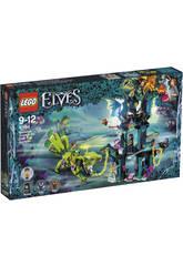 Lego Elves Torre de Noctura y el Rescate del Zorro de la Tierra 41194