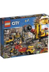 Lego City Mina Área de Expertos 60188