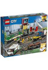 Lego City Zug für Gütertransport 60198