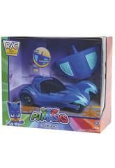 Gatauto PJ Masks Radio Controle Bandai 24900