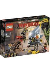 Lego Ninjago Attaque du Piranha 70629