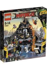 Lego Ninjago Il covo vulcanico di Garmadon 70631