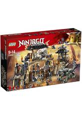 Lego Ninjago Tanière du Dragon 70655
