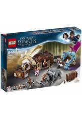 Lego Animaux Fantastiques Valise de Créatures Magiques de Norbert 75952