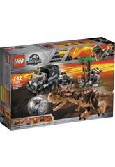Lego Jurassic World die Flucht des Carnotaurus 75929