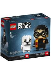 Lego BrickHeadz Harry Potter e Edvige 41615