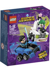 Lego Super Héroes Mighty Micros Nightwing vs. The Joker 76093