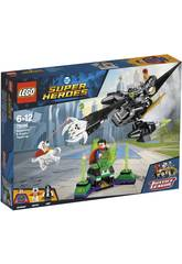 Lego Super Héroes Superman y Krypto Equipo de Superhéroes 76096