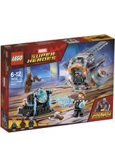 Lego Super Heroes Abenteuer hinter der Waffe von Thor 76102