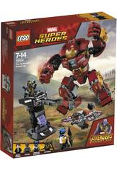 Lego Super Heroes Duello con L'Hulkbuster 76104