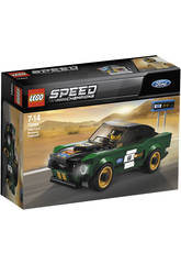 Lego Speed Champions Ford Mustang Fastback de 68 75884