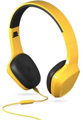 Auricolari 1 Mic Color Giallo Energy Sistem 428397