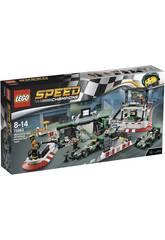 Lego Speed Champions Equipe de Formule 1 Mercedes AMG Petrona 75883