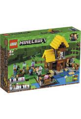 Lego Minecraft La Cabane de la Ferme 21144