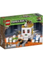 Lego Minecraft La Calavera de la Lucha 21145