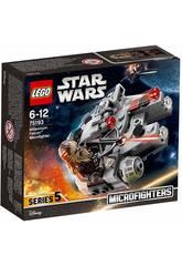 Lego Star Wars Microfighter Halcón Milenario 75193