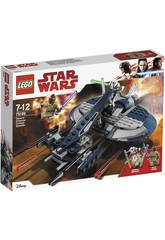 Lego Star Wars Speeder de Combat del General Grievous 75199
