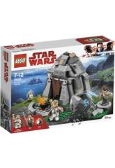 Lego Star Wars Addestramento ad Ahch-To Island 75200