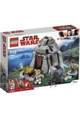 Lego Star Wars Training in Ahch to Island 75200