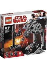 Lego Star Wars Marcheur AT-ST du Premier Ordre 75201