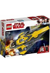 Lego Star Wars La Chasse estelar Jedi de Anakin 75214