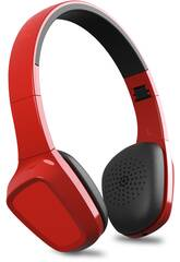 Auricolari 1 Bluetooth Color Rosso Energy Sistem 428359