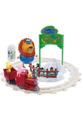 Playset Peppa im Zoo Bandai 6698