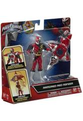 Power Rangers Figure Armure Ninja Steel Bandai 43580