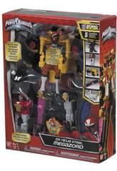 Bandai Power Rangers Megazord Ninja Steel Bandai 43595