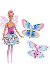 Barbie Fée Papillon Dreamtopia Mattel FRB08
