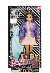 Barbie Fashionista avec la mode Mattel FJF67