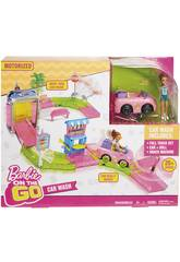 Barbie On The Go Tunel De Lavage Mattel FHN91