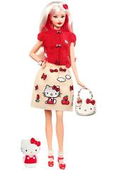 Barbie Una Bambola Che Rende Onore All'Iconica Hello Kitty Mattel DWF58